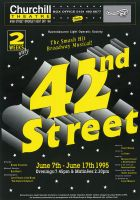 42nd Street Poster 2 by legley