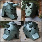 Alphonse Elric Cosplay by rockinrobin