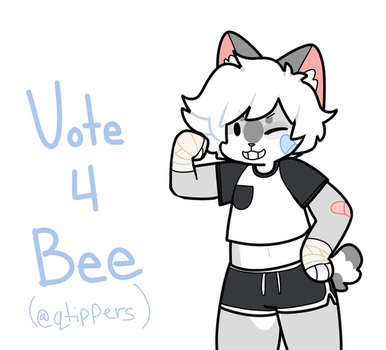 Vote 4 Bee!!! by QTipps