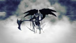 Smite - Thanatos by Binary-Map
