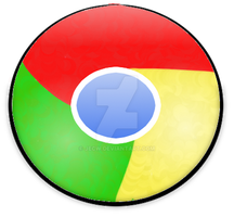 My take on the Chrome logo by jecw
