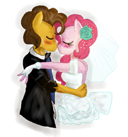 CheesePie wedding by Traupa