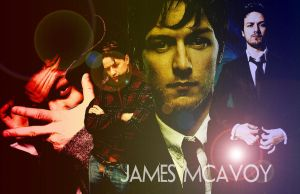 James Mcavoy by colorfulmangos