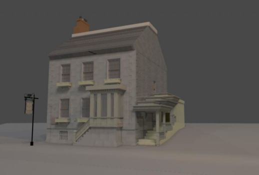 Henry House Pub by Zel8339816