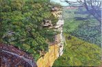 Wentworth falls - Blue mountains, NSW by Dennis64