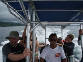ROPanama Research: Out to Sea by Namyr