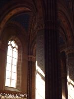 Kathedral in Djakovo(inside) I by PerfectFriend
