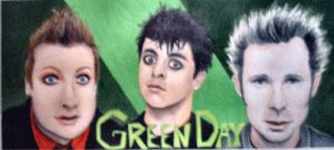 Green Day :colored pencil: by SnowyBunny16