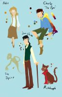 The Pied Piper by WeirdLilArtist
