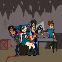 The Band by GwennieBlack