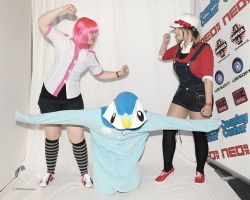 Pokemon Cosplay by Koiice