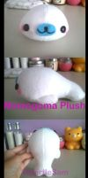Mamegoma Plush by SquirtleSam