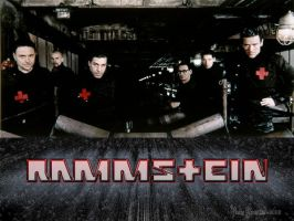 Rammstein by crazyfae789