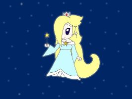 Chibi Princess Rosalina by candymoxie