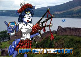St Andrews Day by Micgrol