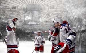 Rangers Celebration Wallpaper by XxBMW85xX