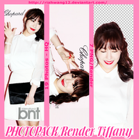 [PHOTOPACK/Render] SNSD's Tiffany #28 by riahwang12
