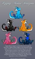 Pygmy Mouse dragon adoptables batch 1 by SPPlushies