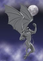 Gargoyle by Oblivion-design