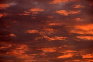 Fire Clouds 05 - Stock by Thy-Darkest-Hour