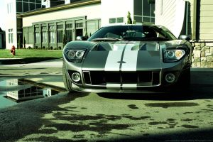 Ford GT III by automotive-eye-candy