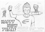 HAPPY NEW YEAR!! XDD by mixmaster548