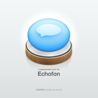 Icon - Echofon by nawong