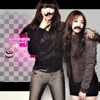 sulli and Vic by SujuSaranghae