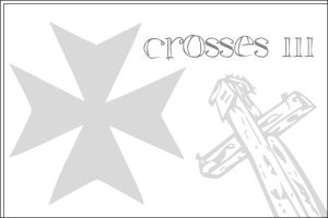 Crosses III Brushes by ttalktomesoftly