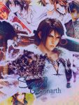 Squall Portada by AlondraStyle