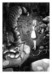 Alice and the Caterpillar by MichaelBrack