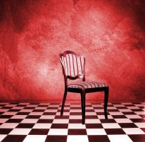 the red chair by elifcuteli