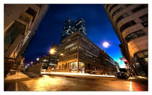 Montreal at Night 61 by Pathethic