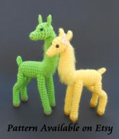 Llama Pattern now Available! by Pickleweasel360