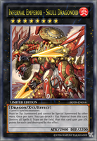 Infernal Emperor - Skull Dragonoid by CardHunter