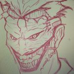 Joker New 52 by Stadus