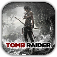 Tomb Raider Game Icon by Wolfangraul