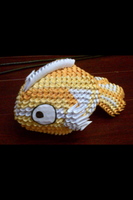3D Origami KoiFish/GoldFish by LuvYen101