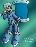 Ice by shatishamararie