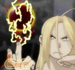FMA Father by Crazzy-D