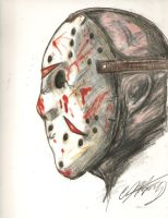 Jason Vorhees by ceeginator