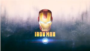 Iron Man Legend Wallpaper by Binary-Map