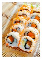 California Maki by VintageWarmth