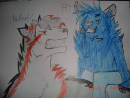 Wolves ^-^ by deiwolf14