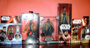 Star Wars Finn collection by skyvolt2000
