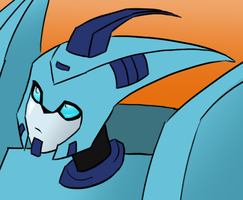 TFA Blurr by Ayashe