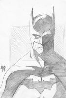 The Dark Knight Sketch by from-zero-to-hero