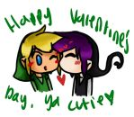 Valentine by Ask--Shadow-Link