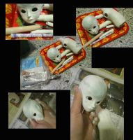 DIY DOLL by granet