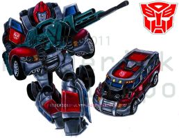 Ironhide (New) by frederickofolympus